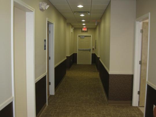 Interior 9,000 s/f
